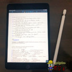 iPad note
